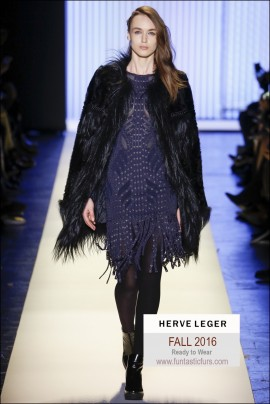 Herve Leger Fall 2016 Ready-To-Wear2